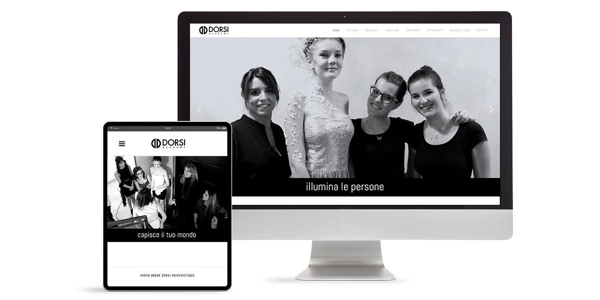Dorsi Academy - Cherries Comunicazione Varese