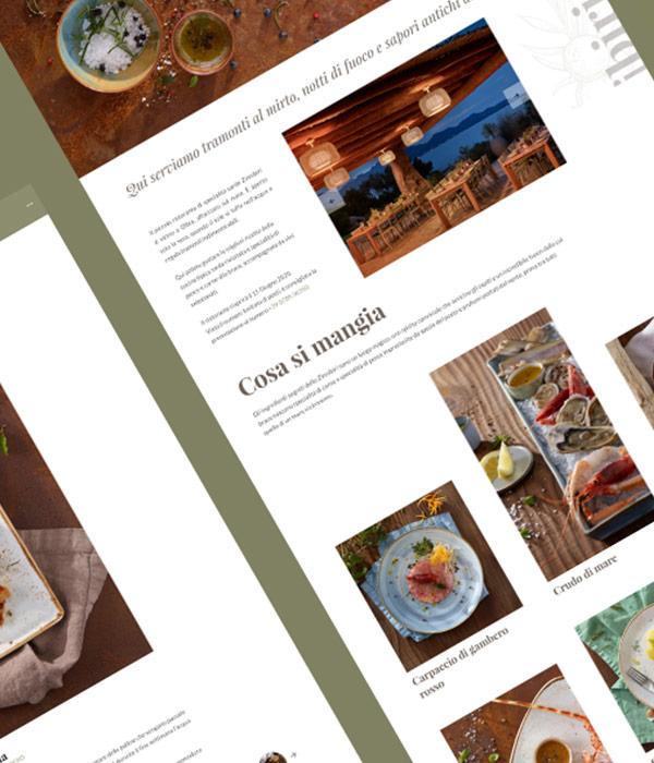 Zinnibiri Restaurant - Cherries Comunicazione Varese