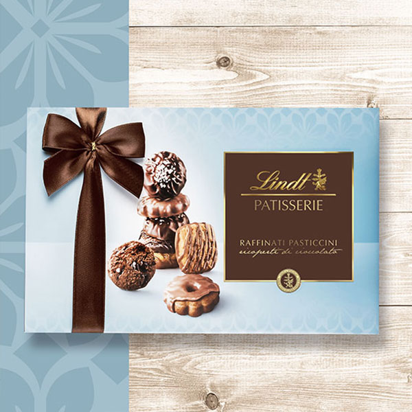 Lindt Patisserie - Cherries Comunicazione